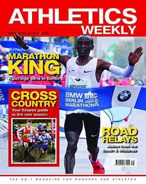 Athletics Weekly - September 28, 2017