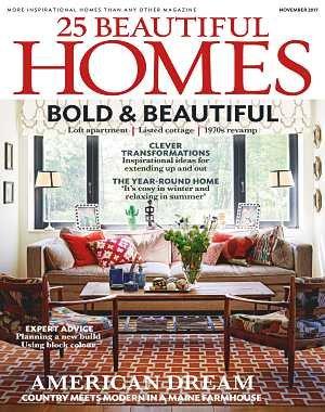 25 Beautiful Homes - October 2017