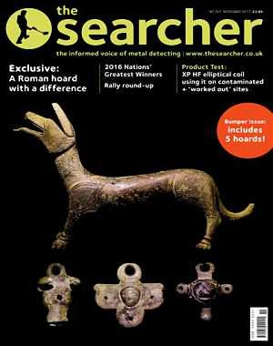 The Searcher - November 2017