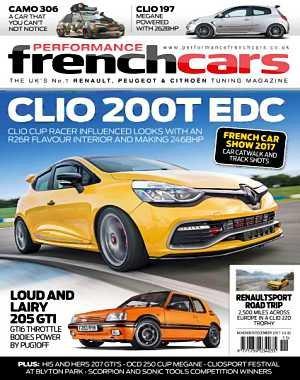 Performance French Cars - November-December 2017