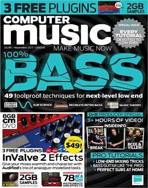 Computer Music - November 2017