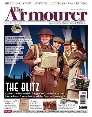The Armourer - November 2017