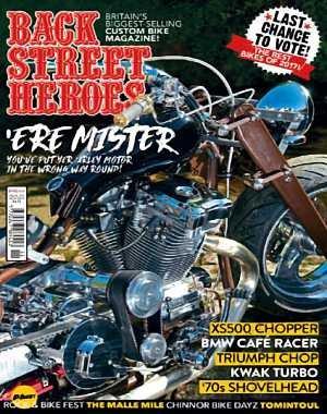 Back Street Heroes - November 2017
