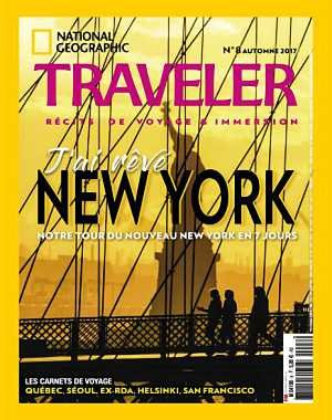 National Geographic Traveler France - Automne 2017
