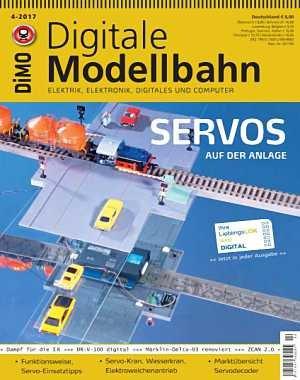 Digitale Modellbahn - Nr.4 2017