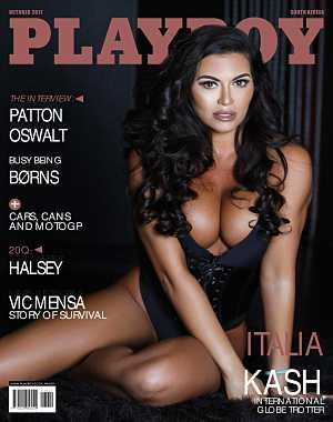 Playboy South Africa - October 2017