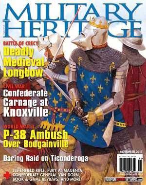 Military Heritage - November 2017