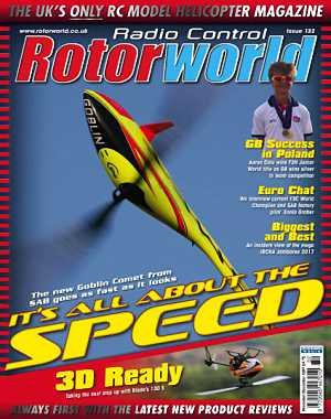 Radio Control Rotor World - November 2017