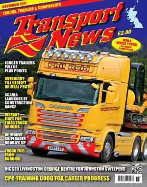 Transport News - November 2017