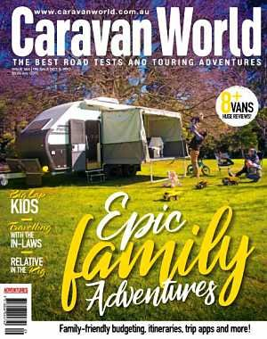 Caravan World - Issue 568 2017