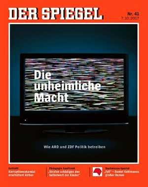 Der Spiegel - 7 Oktober 2017