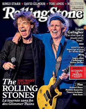 Rolling Stone France - Octobre 2017