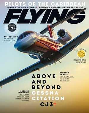 Flying - November 2017