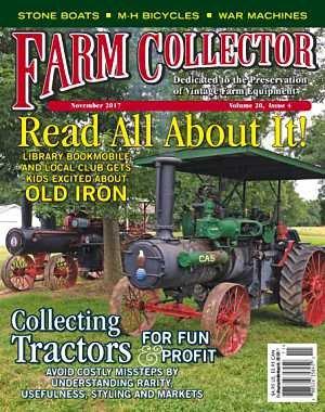 Farm Collector - November 2017 - November 2017