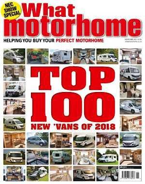 What Motorhome - November 2017