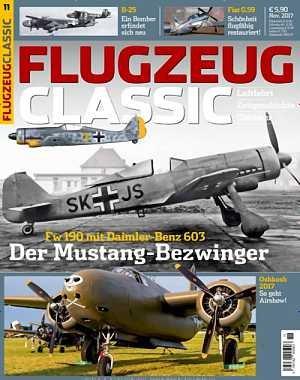 Flugzeug Classic - November 2017