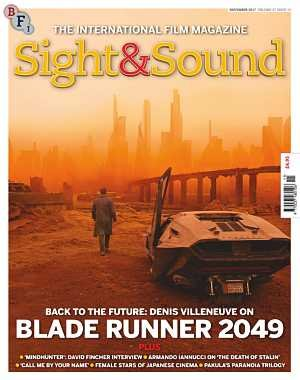 Sight and Sound - November 2017