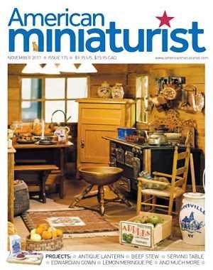 American Miniaturist - November 2017