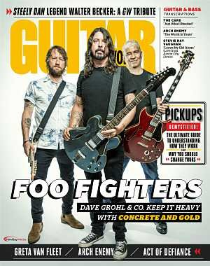 Guitar World - December 2017