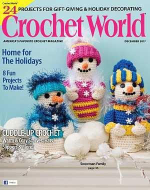 Crochet World - December 2017