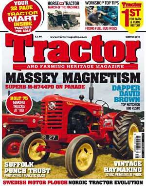 Tractor and Farming Heritage - Winter 2017