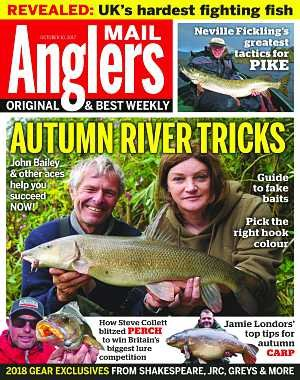 Anglers Mail - October 10, 2017