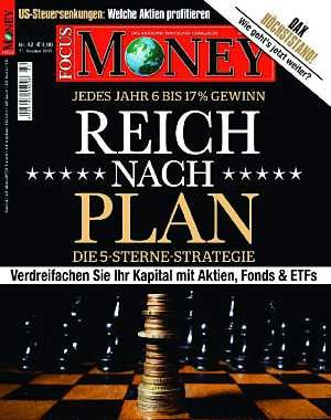 Focus Money - 11. Oktober 2017
