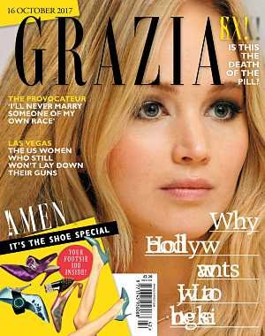 Grazia UK - 16 October 2017