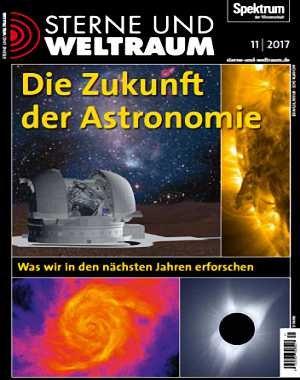 Sterne und Weltraum No 11 – November 2017