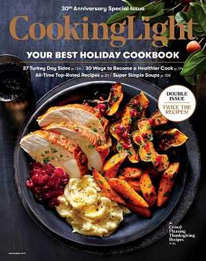 Cooking Light - November 2017