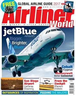 Airliner World - November 2017