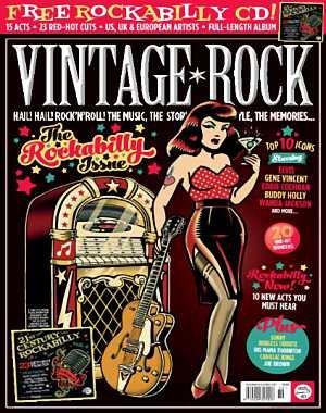 Vintage Rock - November-December 2017