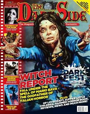The Darkside - Issue 187 2017