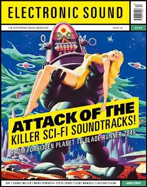 Electronic Sound - Issue 34 2017
