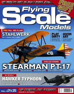 Flying Scale Models - November 2017