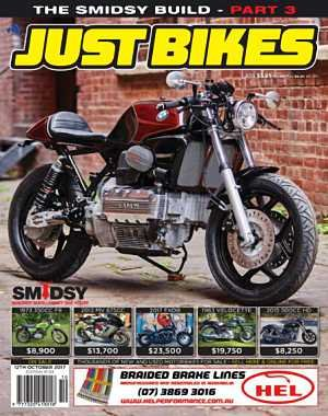 Just Bikes - 12 October 2017