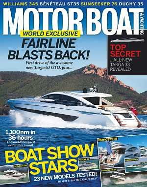 Motor Boat and Yachting - November 2017