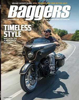 Baggers Magazine - December 2017