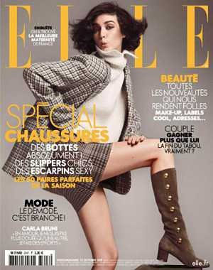 Elle France - 13 Octobre 2017