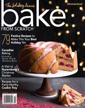 Bake from Scratch - November-December 2017