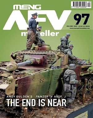 AFV Modeller - Issue 97 (November/December 2017)