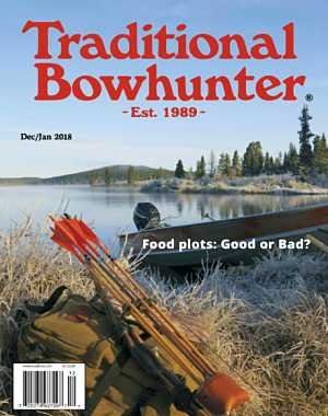 Traditional Bowhunter - December 2017 - January 2018