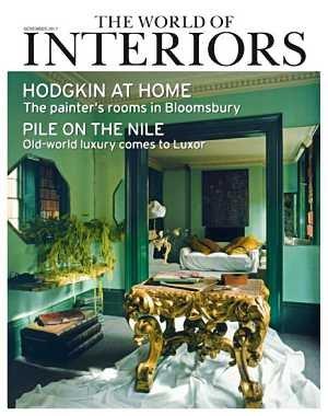 The World of Interiors - November 2017