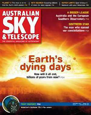 Australian Sky and Telescope - November-December 2017