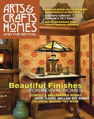 Arts and Crafts Homes - Winter 2017