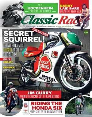 Classic Racer - November-December 2017