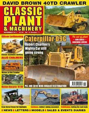 Classic Plant and Machinery - November 2017
