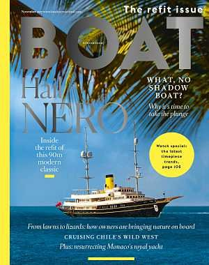 Boat International - November 2017