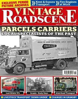 Vintage Roadscene - November 2017