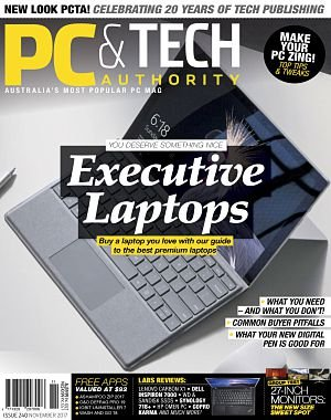 PC and Tech Authority - November 2017